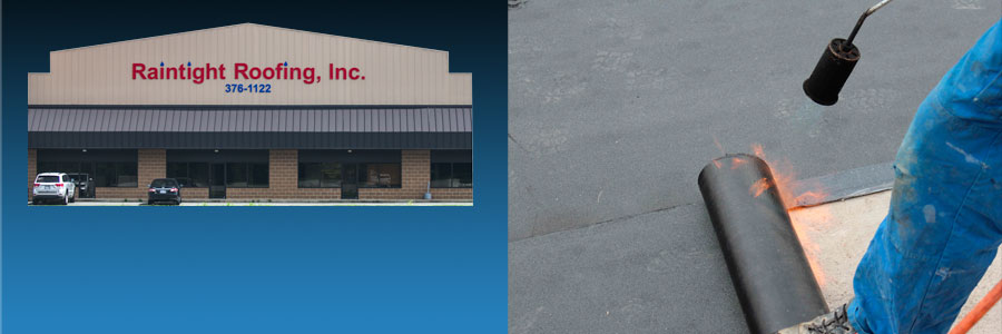 Providing Industrial Roofing Repair for the Little rock Area.