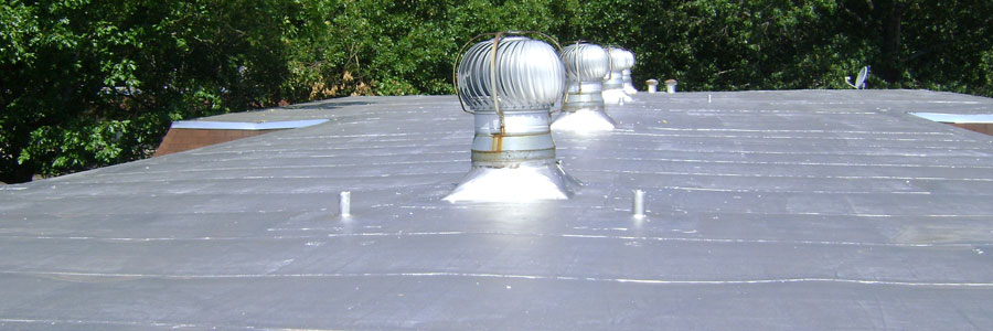 Providing commercial roofing repair for the Little Rock, Arkansas Area.